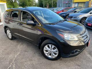 Used 2014 Honda CR-V EX-L for sale in Scarborough, ON