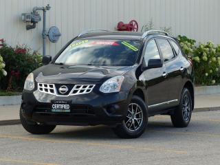 Used 2012 Nissan Rogue REAR-CAMERA,SV,HEATD SEATS,SPORTS RIMS,NO-ACCIDENT for sale in Mississauga, ON