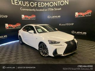 Used 2018 Lexus IS 300 IS 300 for sale in Edmonton, AB
