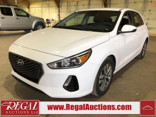 Used 2019 Hyundai Elantra GT 4D Hatchback 2WD for sale in Calgary, AB
