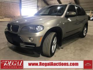 Used 2008 BMW X5 4D Utility 3.0SI for sale in Calgary, AB