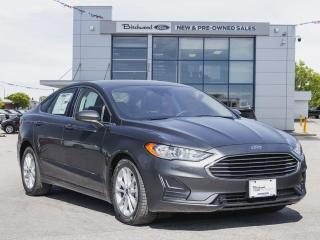 New 2020 Ford Fusion SE 3.49%APR | NAV | BLIS | LANE KEEP ASSIST for sale in Winnipeg, MB