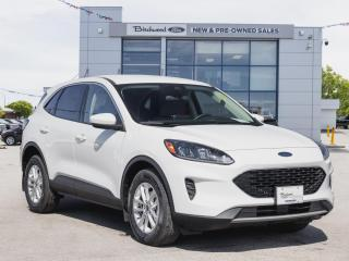 New 2020 Ford Escape SE BLIS | HTD SEATS | BACK UP CAM for sale in Winnipeg, MB