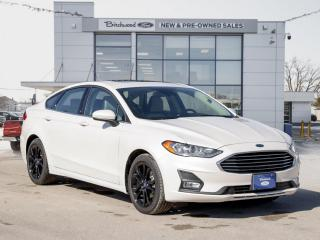 New 2020 Ford Fusion SE 3.49%APR | ROOF | NAV | BLIS | ADAPT CRUISE for sale in Winnipeg, MB