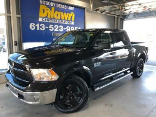 Used 2016 RAM 1500 SLT Outdoorsman Blackout Crew Cab for sale in Nepean, ON