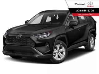 New 2020 Toyota RAV4 LE ONLY A FEW LEFT! for sale in Winnipeg, MB