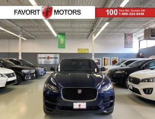 Used 2017 Jaguar F-PACE 35t Prestige|AWD|NAV|MERIDIAN|PANOROOF|LEATHER|+++ for sale in North York, ON