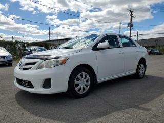 Used 2011 Toyota Corolla LE for sale in Saint-Eustache, QC