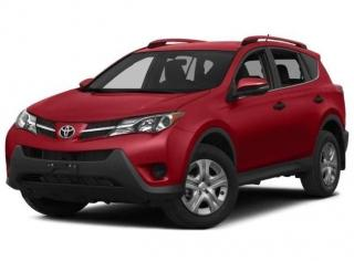 Used 2015 Toyota RAV4 LE for sale in Saint-Eustache, QC
