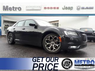 Used 2016 Chrysler 300 S Fully Loaded and Mint for sale in Ottawa, ON