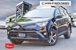 Used 2017 Toyota RAV4 AWD XLE No Accident| Back-Up Camera for sale in Thornhill, ON