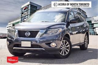 Used 2014 Nissan Pathfinder SL V6 4x2 at No Accident| Remote Start for sale in Thornhill, ON