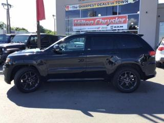 Used 2019 Jeep Grand Cherokee LIMITED X 4X4 LEATHER NAVIGATION for sale in Milton, ON