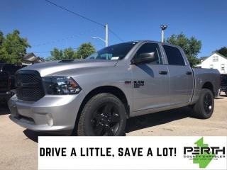New 2020 RAM 1500 Classic Night Edition | Hitch | Heated Seats | Remote Star for sale in Mitchell, ON