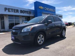 Used 2013 Chevrolet Trax LT for sale in Napanee, ON