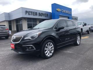 Used 2017 Buick Envision Premium II for sale in Napanee, ON
