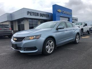 Used 2014 Chevrolet Impala LS for sale in Napanee, ON