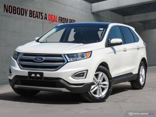 Used 2015 Ford Edge 4DR Sel AWD for sale in Mississauga, ON