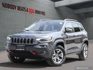 Used 2019 Jeep Cherokee Trailhawk 4X4 for sale in Mississauga, ON