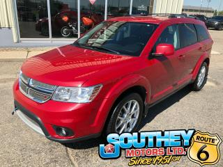 Used 2014 Dodge Journey SXT - Heated Steering Wheel for sale in Southey, SK