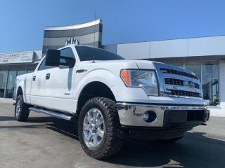 Used 2013 Ford F-150 XLT XTR 4WD LB ECO-BOOST REAR CAMERA for sale in Langley, BC