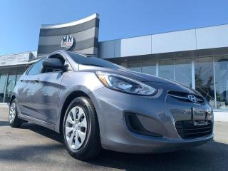 Used 2017 Hyundai Accent GLS HATCHBACK AUTOMATIC A/C POWER GROUP for sale in Langley, BC