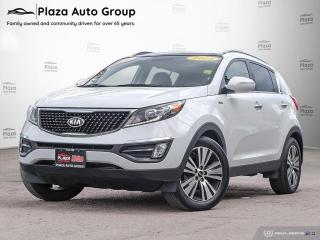 Used 2015 Kia Sportage EX Luxury for sale in Richmond Hill, ON