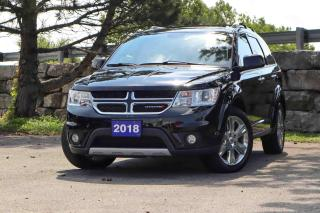 Used 2018 Dodge Journey GT AWD   Dvd   Sunroof   Navi   7 Pass for sale in Waterloo, ON