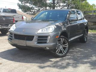 Used 2009 Porsche Cayenne AWD 4dr S for sale in Waterloo, ON