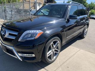 Used 2015 Mercedes-Benz GLK-Class 4MATIC 4dr GLK250 BlueTec for sale in Hamilton, ON