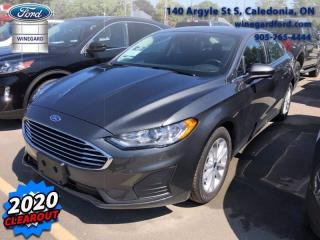 New 2020 Ford Fusion SE for sale in Caledonia, ON