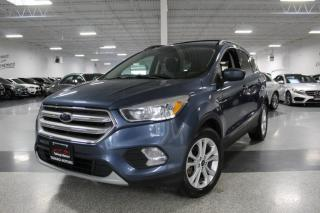Used 2018 Ford Escape SE NO ACCIDENTS I NAVIGATION I REAR CAM I HEATED SEATS I BT for sale in Mississauga, ON