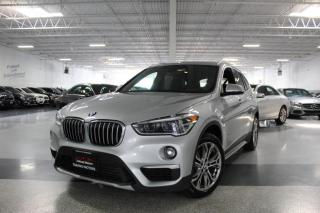 Used 2016 BMW X1 xDRIVE 28i NO ACCIDENTS I NAVIGATION I PANOROOF I REAR CAM for sale in Mississauga, ON