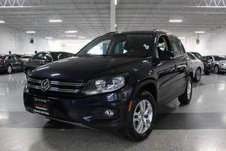 Used 2016 Volkswagen Tiguan REAR CAM I BIG SCREEN I CARPLAY I HEATED SEATS I KEYLESS ENT for sale in Mississauga, ON