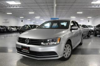 Used 2016 Volkswagen Jetta TSI I REAR CAM I BIG SCREEN I HEATED SEATS for sale in Mississauga, ON