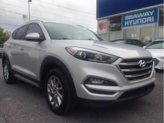 Used 2017 Hyundai Tucson Premium FWD - Bluetooth - Backup Camera for sale in Cornwall, ON