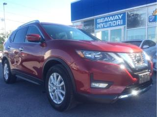 Used 2018 Nissan Rogue SV - Heated Seats - Bluetooth - Backup Camera for sale in Cornwall, ON