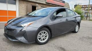 Used 2018 Toyota Prius Auto for sale in Calgary, AB