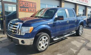 Used 2009 Ford F-150 4WD SuperCrew 4X4, Accident Free, Tow Pkg for sale in Oakville, ON