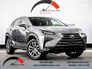 Used 2016 Lexus NX 200t AWD|Backup Camera|Heated Cooled Leather|Sunroof for sale in Vaughan, ON