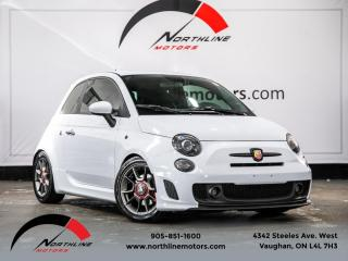 Used 2015 Fiat 500 Abarth|Backup Camera| for sale in Vaughan, ON