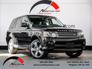 Used 2011 Land Rover Range Rover Sport Supercharged|Navigation|Camera|Sunroof|Harman Kardon for sale in Vaughan, ON