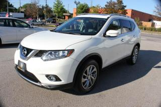 Used 2014 Nissan Rogue AWD,LEATHER,SUNROOF,BACKUP CAMERA for sale in Newmarket, ON
