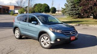 Used 2014 Honda CR-V AWD 5dr EX for sale in Brampton, ON