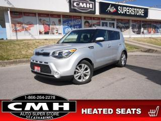Used 2015 Kia Soul EX  HTD-SEATS  PWR-GROUP 17