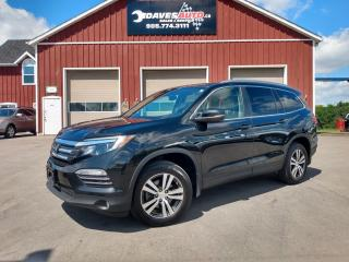 Used 2017 Honda Pilot EX-L for sale in Dunnville, ON