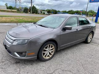 Used 2010 Ford Fusion V6 SEL AWD for sale in Barrie, ON