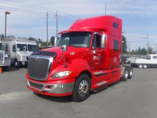 Used 2015 International Prostar Highway Tractor Diesel Sleeper Cab for sale in Burnaby, BC