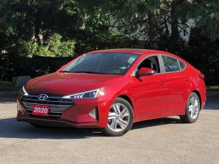 Used 2020 Hyundai Elantra Preferred w/Sun & Safety Package for sale in Stoney Creek, ON