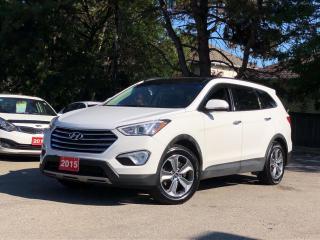 Used 2015 Hyundai Santa Fe XL Luxury for sale in Stoney Creek, ON